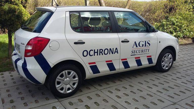 Nowa flota samochodowa dla ochrony