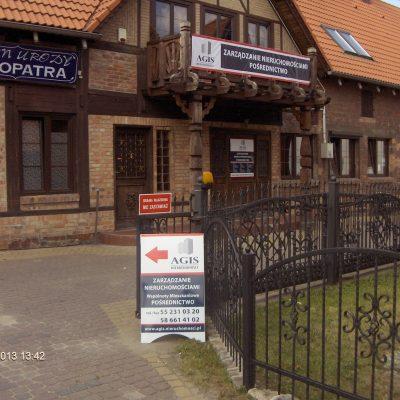 AGIS w Nowym Dworze Gdańskim